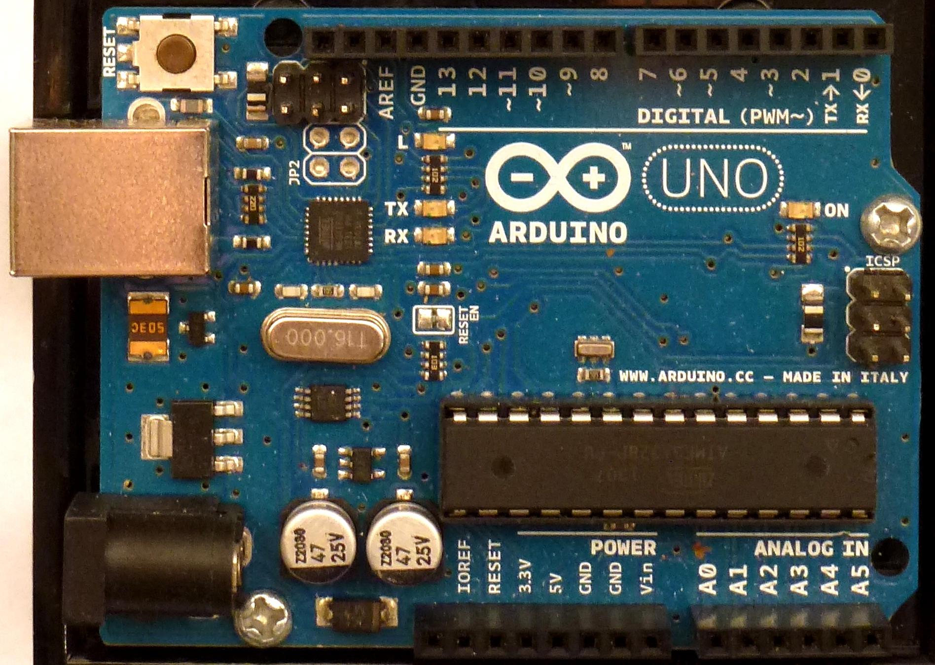 Arduino boards in der Übersicht bunkerffm